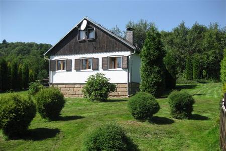Chata k pronajmuti v Polevsku - Lu�ick� hory