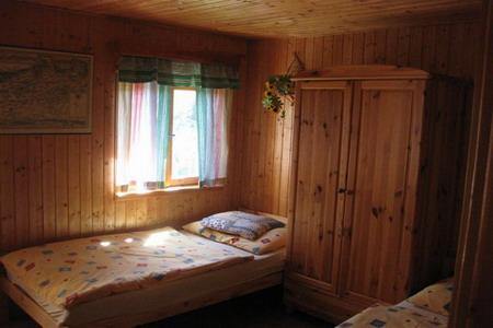 Chaty a chalupy - Chata v Polevsku v Lužických horách - pokoj